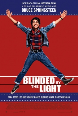 Blinded by the light (Cegado por la luz) (2020)