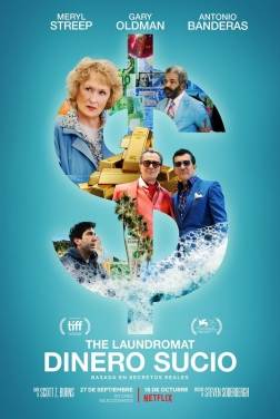 The Laundromat: Dinero sucio (2020)