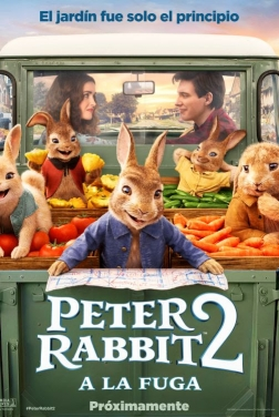 Peter Rabbit 2: A la fuga (2021)